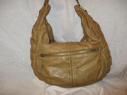 Hobo International Leather Shoulderbag Large 002 Hobo Bag Image 5