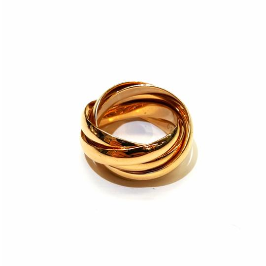 Tiffany & Co. Tiffany & Co. 18 Karat Yellow Gold Paloma's Melody Five-band Ring Image 2