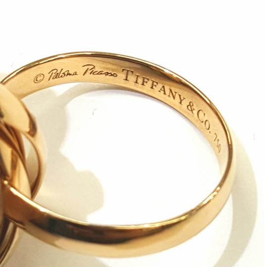 Tiffany & Co. Tiffany & Co. 18 Karat Yellow Gold Paloma's Melody Five-band Ring Image 4