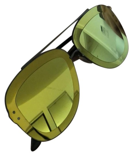 Preload https://img-static.tradesy.com/item/24373079/christian-roth-gold-black-sunglasses-0-1-540-540.jpg