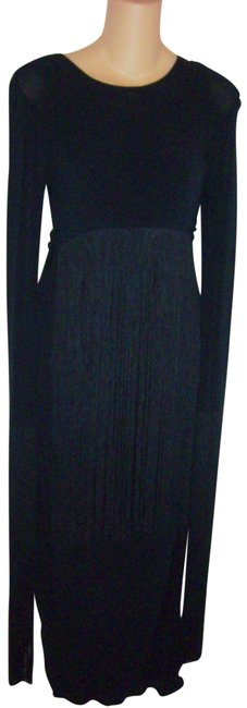 Preload https://img-static.tradesy.com/item/24373110/karl-lagerfeld-navy-boutique-long-cocktail-dress-size-8-m-0-1-650-650.jpg