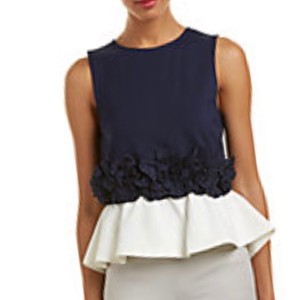 Gracia Top Navy