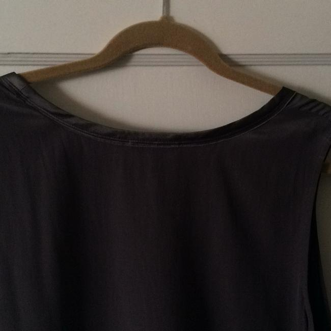 Eileen Fisher Top Gray Image 5