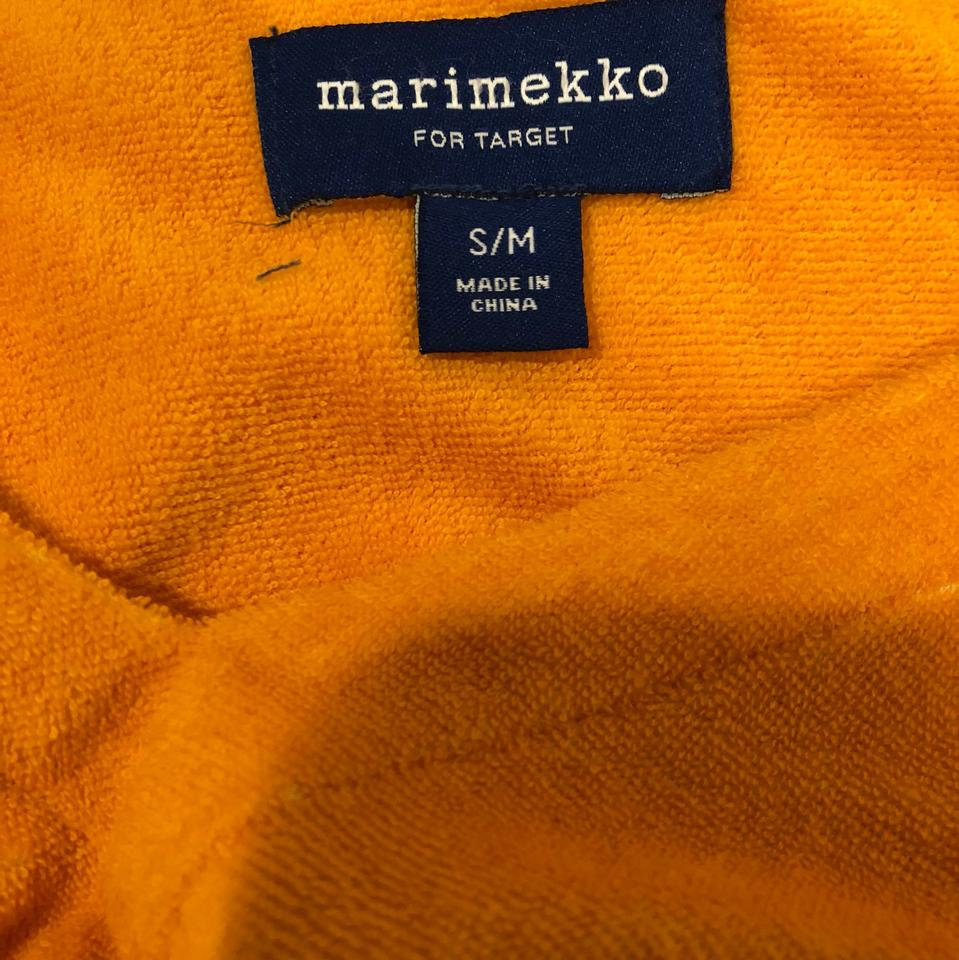 b50754ff31 Marimekko for Target Yellow Orange and Magenta Beach Cover-up/Sarong ...