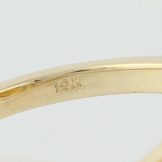 Other Citrine & Diamond Ring - 14k Yellow Gold N7970 Image 5