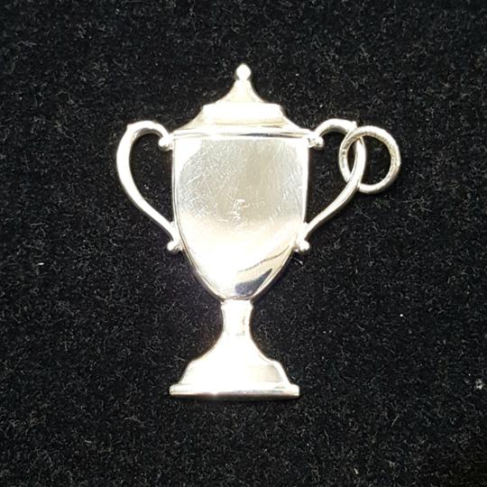 Tiffany & Co. Tiffany & Co. Sterling Silver Engravable Trophy Charm Image 2