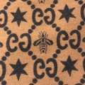 Gucci Bees and stars GG jacquard scarf Image 10