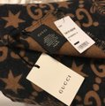Gucci Bees and stars GG jacquard scarf Image 2
