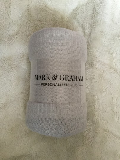 Mark & Graham Mark & Graham Colorblock Throw -- Retail Value $49 Image 1
