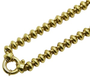 Urbano Women 18K Yellow Gold Chain Link Necklace