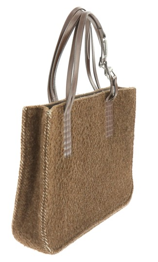 Chanel Rare Vintage Country Tote in Brown Image 1