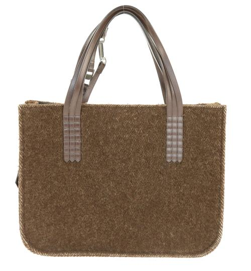 Chanel Rare Vintage Country Tote in Brown Image 2