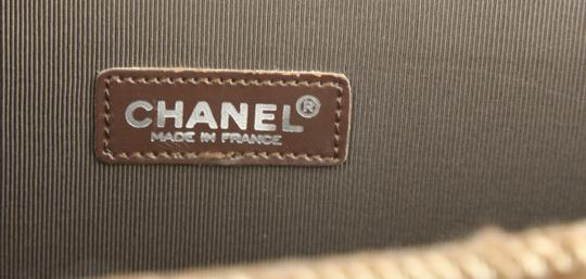 Chanel Rare Vintage Country Tote in Brown Image 6