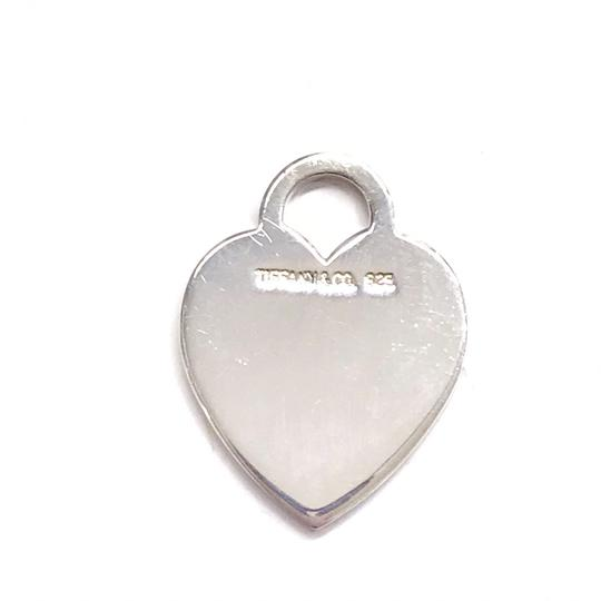 Tiffany & Co. GORGEOUS!!! Tiffany & Co. Heart Charm Sterling Silver Image 1