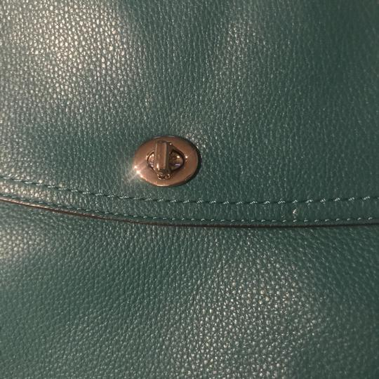 Coach Coach Legacy Leather Universal Clutch Image 5