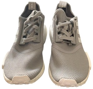 adidas Grey and White Athletic