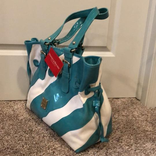 Dooney & Bourke Tote in turquoise Image 1