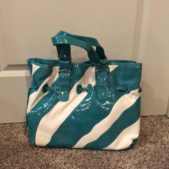 Dooney & Bourke Tote in turquoise Image 3
