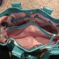 Dooney & Bourke Tote in turquoise Image 4