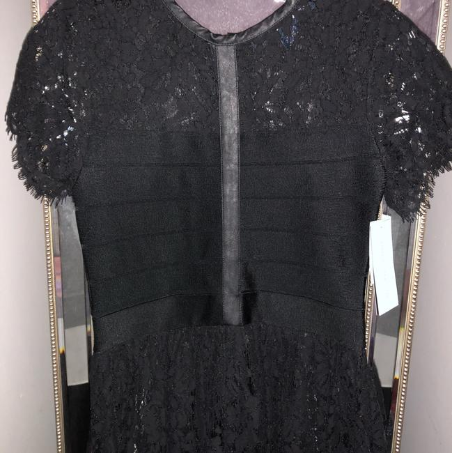 French Connection short dress Black on Tradesy Image 4