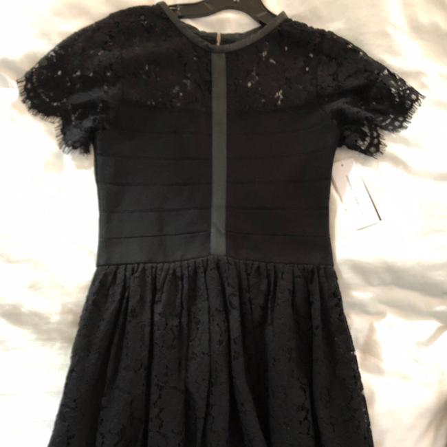 French Connection short dress Black on Tradesy Image 5