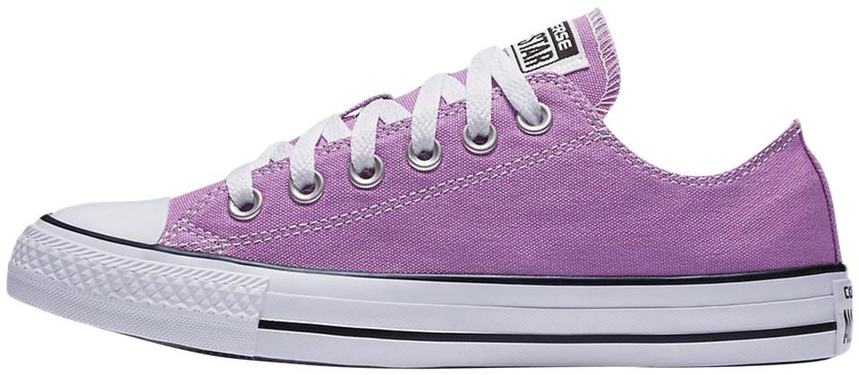 395abf9ba9c1 Converse Fuchsia Glow Chuck Taylor All Star Low Top Sneaker Sneakers ...