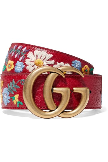 Preload https://img-static.tradesy.com/item/24373922/gucci-embroidered-textured-leather-75-belt-0-0-540-540.jpg