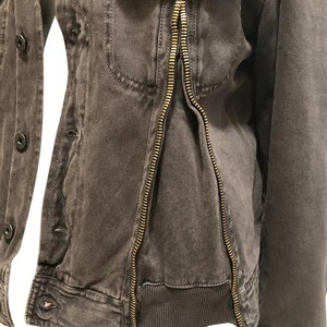 Dolce&Gabbana brown Womens Jean Jacket