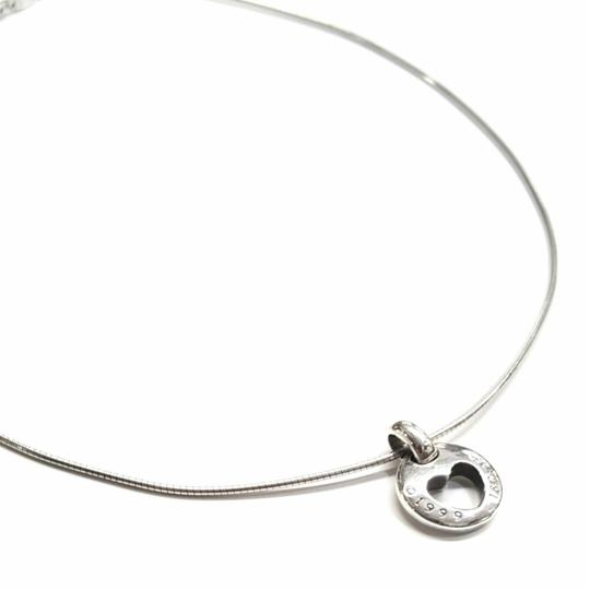 Preload https://img-static.tradesy.com/item/24374029/tiffany-and-co-sterling-silver-stencil-heart-small-pendant-on-a-16-sterling-silver-snake-chain-neckl-0-2-540-540.jpg