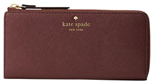Kate Spade Kate Spade Atwood Place Nisha Leather Wallet