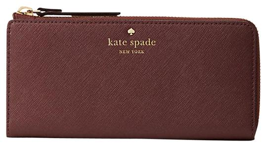 Preload https://img-static.tradesy.com/item/24374032/kate-spade-red-atwood-place-nisha-leather-wallet-0-1-540-540.jpg
