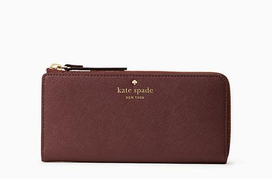 Kate Spade Kate Spade Atwood Place Nisha Leather Wallet Image 1