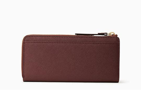 Kate Spade Kate Spade Atwood Place Nisha Leather Wallet Image 3