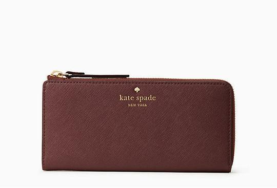 Kate Spade Kate Spade Atwood Place Nisha Leather Wallet Image 4