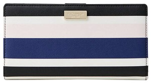 Kate Spade Kate Spade shore street stacy Wallet Cruise Stripe