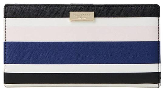 Preload https://img-static.tradesy.com/item/24374193/kate-spade-multicolor-shore-street-stacy-cruise-stripe-wallet-0-2-540-540.jpg