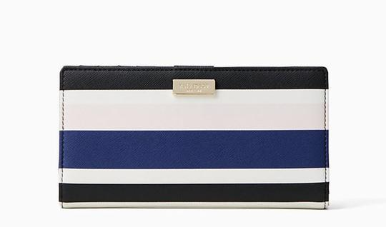 Kate Spade Kate Spade shore street stacy Wallet Cruise Stripe Image 1