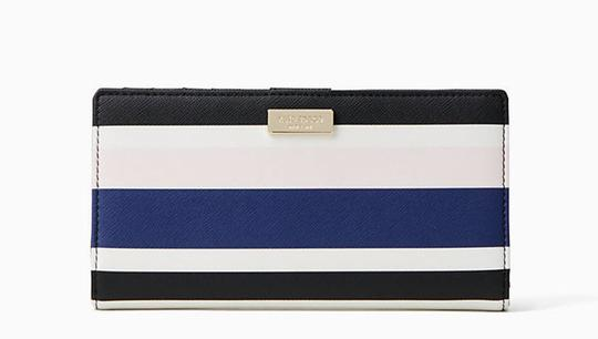 Kate Spade Kate Spade shore street stacy Wallet Cruise Stripe Image 7