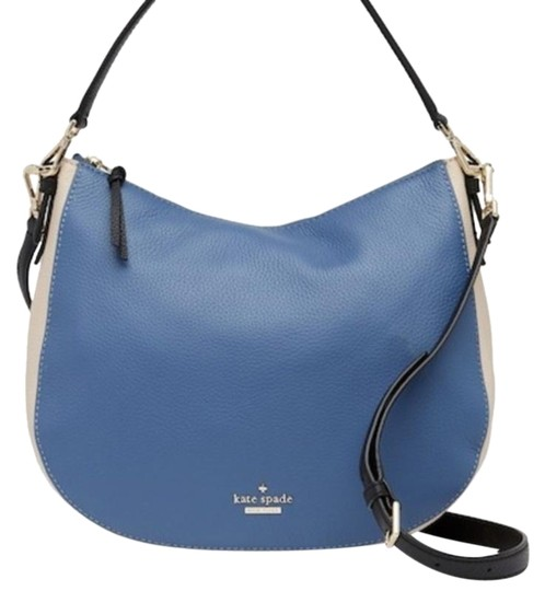 Preload https://img-static.tradesy.com/item/24374196/kate-spade-jackson-street-mylie-constellation-bluemulti-pebbled-leather-shoulder-bag-0-1-540-540.jpg