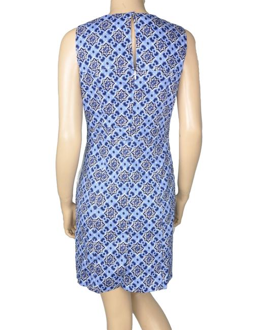 MM Couture short dress Blue Sheath Keyhole on Tradesy Image 1