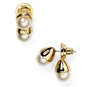 Tory Burch Brand New! Tory Burch Pearl Bud Earring