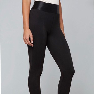 bebe Bodycon Night Out Black Leggings