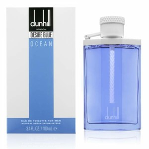 Alfred Dunhill DUNHILL DESIRE BLUE OCEAN-EDT-3.4 OZ-100 ML-FRANCE