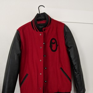 OBEY Motorcycle Jacket