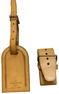d51ca88ae58f Louis Vuitton Luggage Tags - Up to 70% off at Tradesy (Page 3)