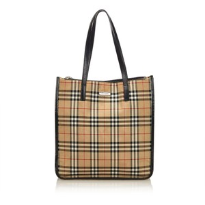 Burberry 8ibuto020 Tote in Brown
