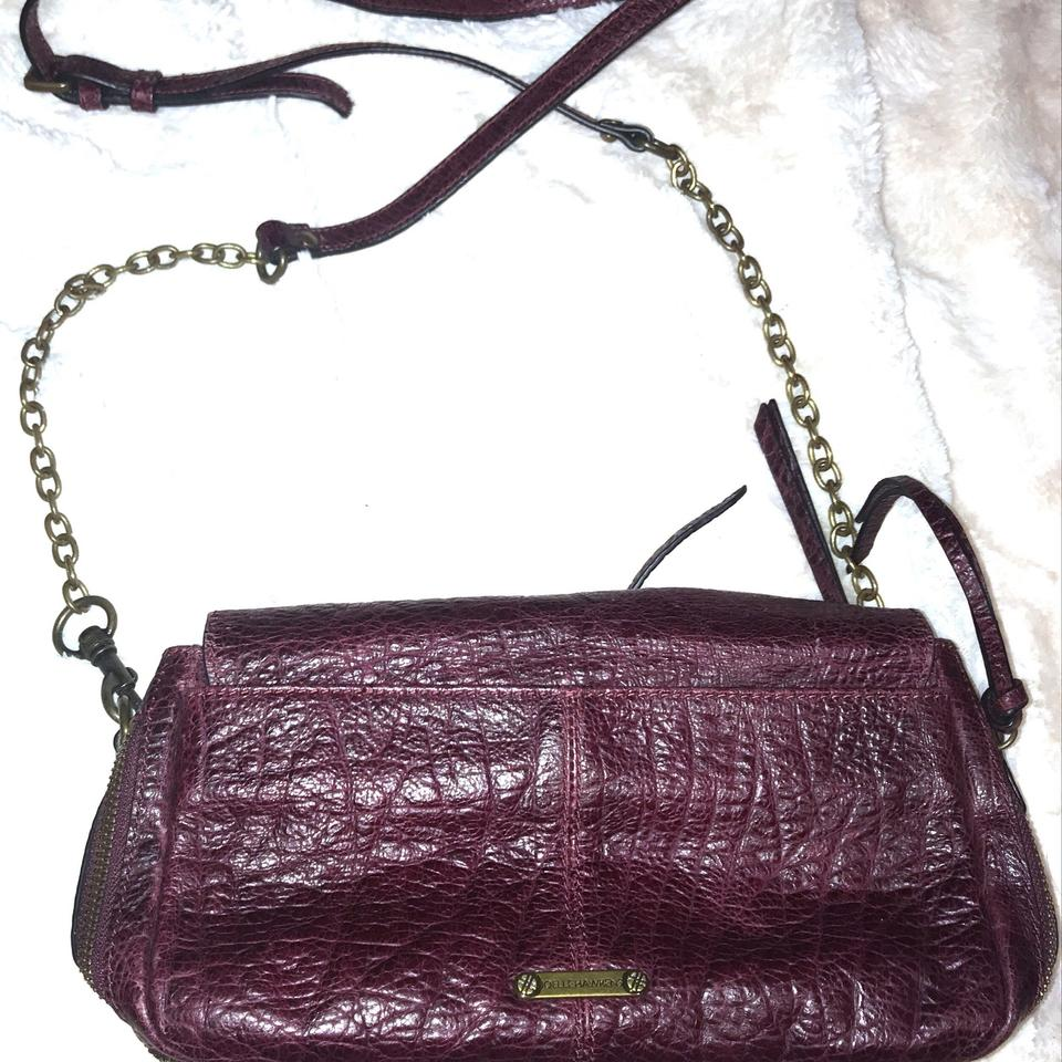 Joelle Hawkens by Treesje Burgundy Cross Body Bag - Tradesy cff657df5fff6