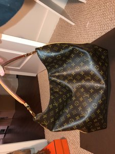 Louis Vuitton Tote in Louis Vuitton Brown