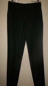 Worth New Wool Trouser Pants Navy Blue