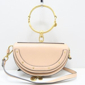 Chloé Nile Bracelet Minaudiere Shoulder Bag